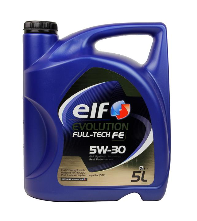Масло моторное Elf Evolution Full-Tech FE 5W-30, 5 л