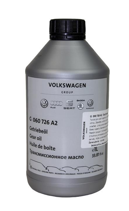 Масло трансмиссионное VAG Gear Oil, 1 л