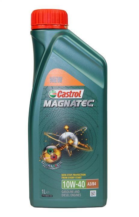 Масло моторное Castrol Magnatec A3/B4 10W-40, 1 л