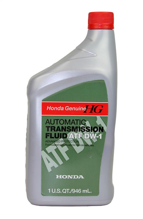 Масло трансмиссионное Honda ATF DW-1 Fluid, 1 л