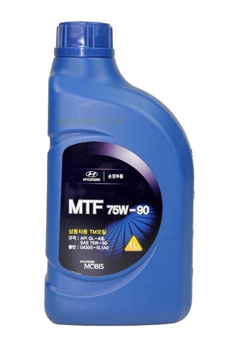 Масло трансмиссионное Hyundai/KIA MOBIS MTF 75W-90 GL-4, 1 л