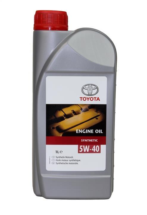 Масло моторное Toyota ENGINE OIL 5W-40, 1 л