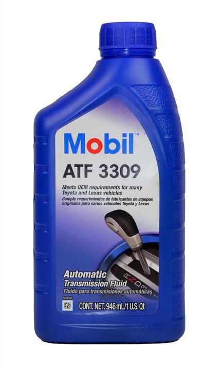 Масло трансмиссионное Mobil ATF 3309, 0,946 л