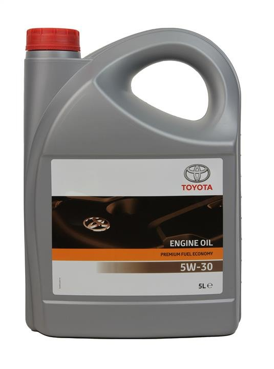 Масло моторное Toyota ENGINE OIL 5W-30, 5 л
