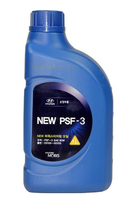 Масло гидравлическое Hyundai/Kia PSF-3, 1 л
