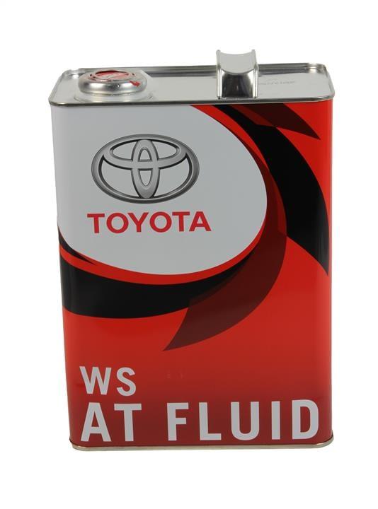 Масло трансмиссионное Toyota ATF WS, 4 л