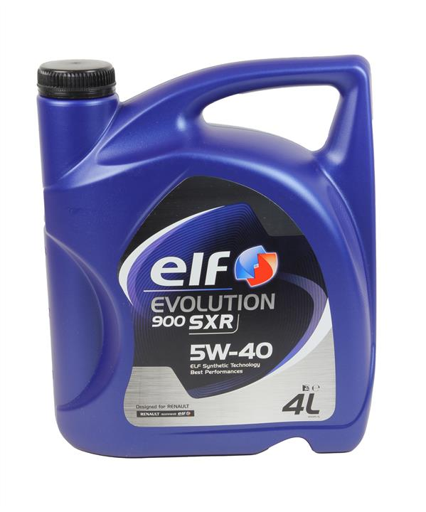 Масло моторное Elf Evolution 900 SXR 5W-40, 4 л