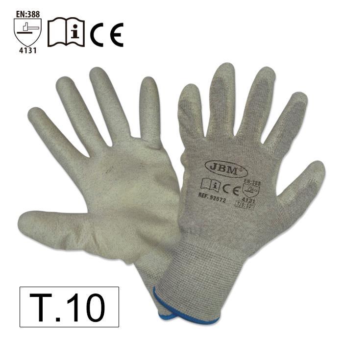 Перчатки с защитой от порезов с сохранением сенсорной функции (Т.10)
