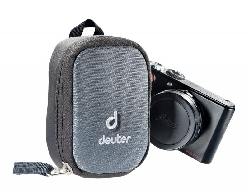 Сумка Deuter Camera Case II цвет 4110 titan-anthracite (39330 4110)