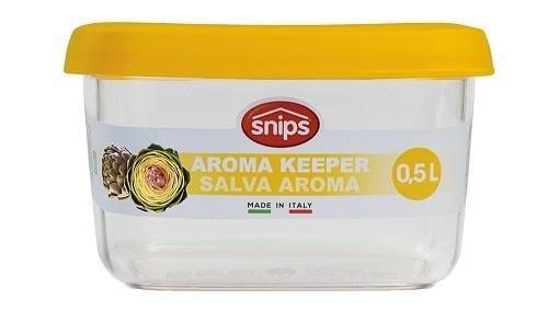 """Контейнер для хранения, 0,5 л """"Снежинка"""" ТМ Snips"""
