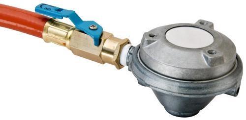 Редуктор с газовым шлангом EN417 Regulator Cadac 6001773003438