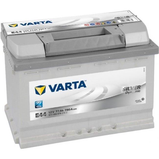 Батарея аккумуляторная Varta Silver Dynamic 12В 77Ач 780A(EN) R+