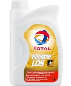 Масло гидравлическое  Total Citroen Peugeot LDS Fluid , 1 л (166224, 9979 A3)