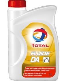 Масло гидравлическое Total  Fluide Da, 1 л (166222, PR 9730 A5, 9730 A5, 9730 A1, PR 9730 A1)