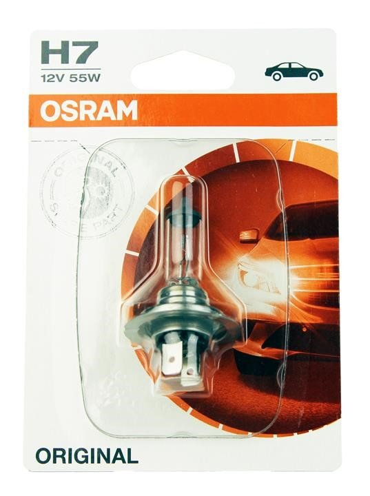 Лампа галогенная Osram Original H7 12V 55W