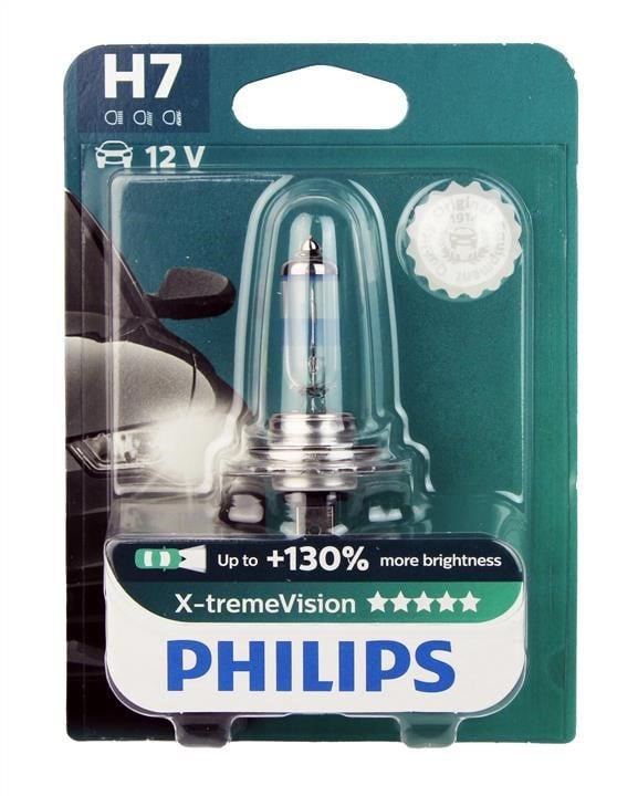 Лампа галогенная Philips X-tremeVision +130% H7 12V 55W