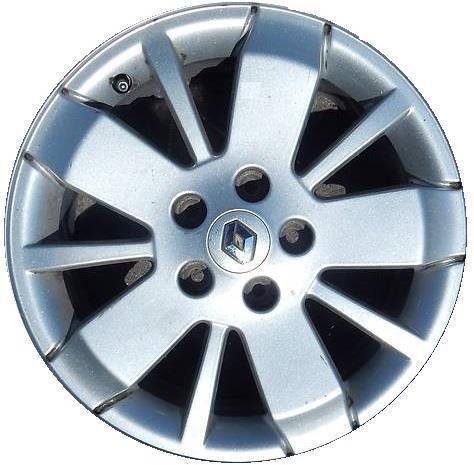Диск колёсный легкосплавный полированый Renault 82 00 381 712