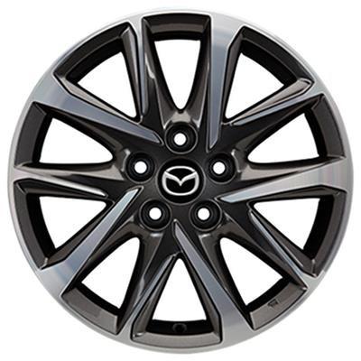 """Диск колёсный легкосплавный 17"""" Mazda KB8M-V3-810TG"""
