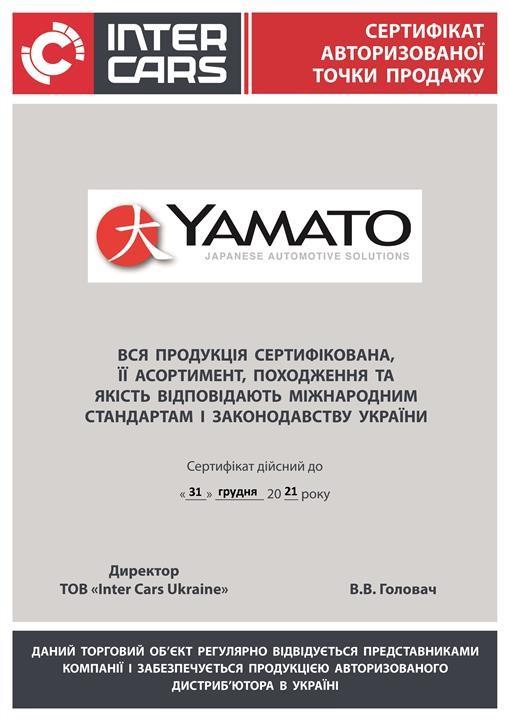 Yamato J77011YMT