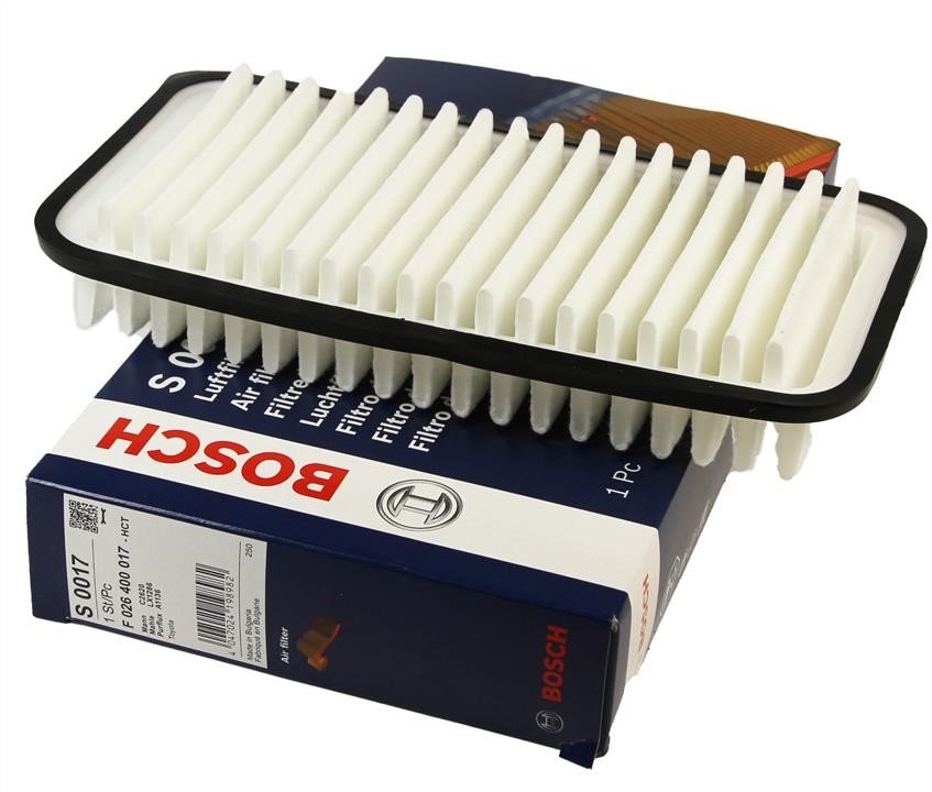 Luftfilter BOSCH F 026 400 017