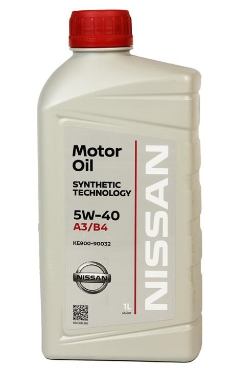 Масло моторное Nissan MOTOR OIL FS 5W-40 A3/B4, 1 л