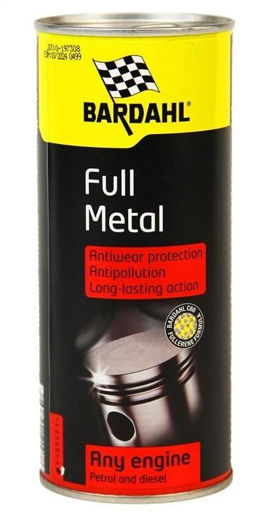 Присадка в оливу моторну комплексна Bardahl Full Metal, 400 мл Bardahl 2007B