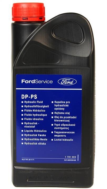 Жидкость гидравлическая Ford DP-PS, зеленое, 1 л