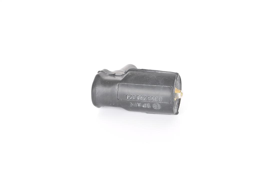 Наконечник провода высоковольтного Bosch 0 356 250 029