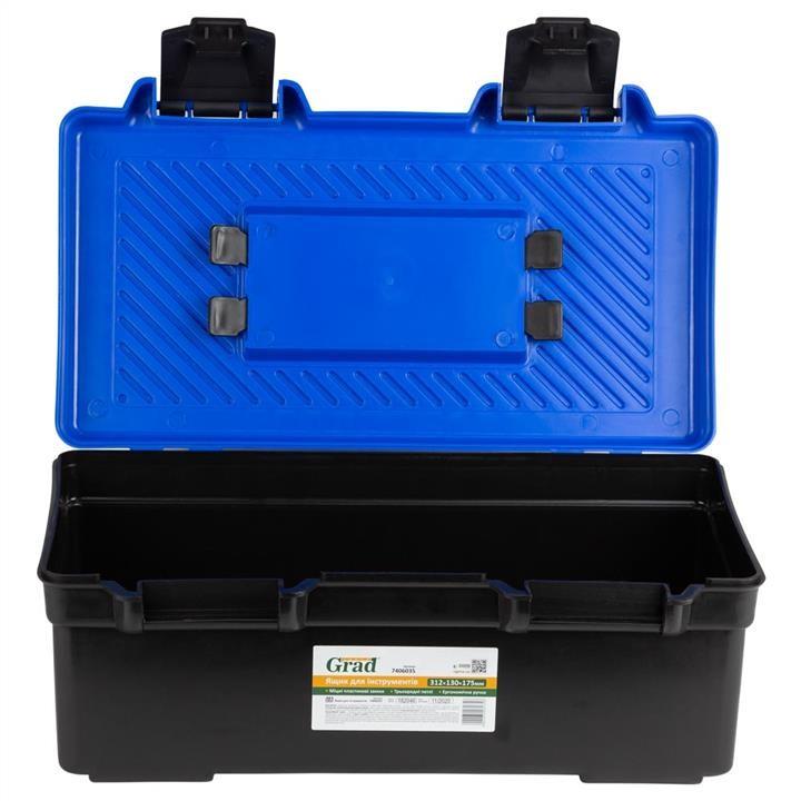 Ящик для инструмента 312×130×175мм Grad 7406035 - фото 4