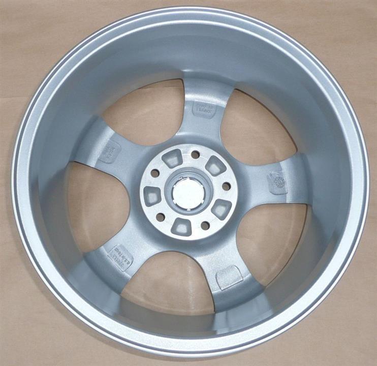 Диск колёсный легкосплавный Renault Stella 6.5x16 5x114.3 DIA 66.1 Silver Renault 77 11 430 395 - фото 6
