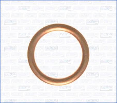 Кольцо уплотнительное пробки маслосливной Ajusa 18001200