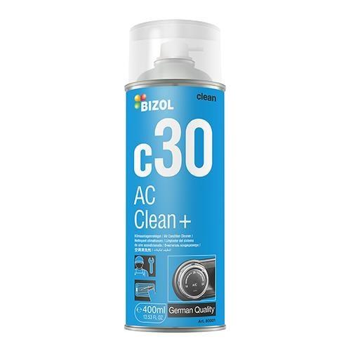Очиститель кондиционера AC Clean + c30, 400 мл