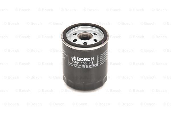 Фильтр масляный Bosch 0 451 103 363 - фото 6