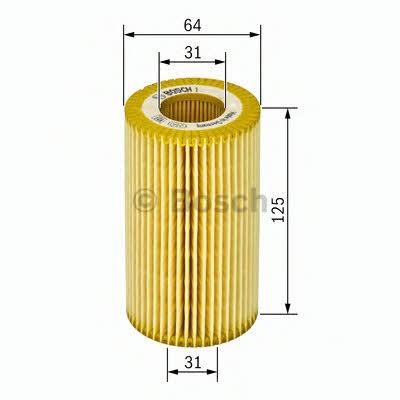 Фильтр масляный Bosch 1 457 429 243 - фото 11