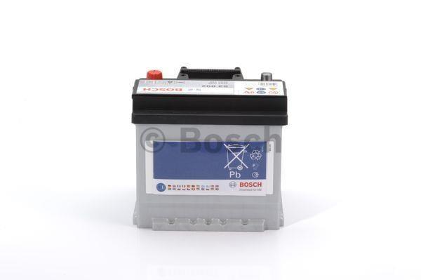 Батарея аккумуляторная Bosch S3 002 12В 45Ач 400A(EN) R+ Bosch 0 092 S30 020 - фото 3