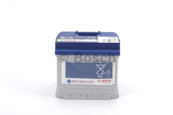 Батарея аккумуляторная Bosch S4 002 12В 52Ач 470A(EN) R+ Bosch 0 092 S40 020 - фото 13