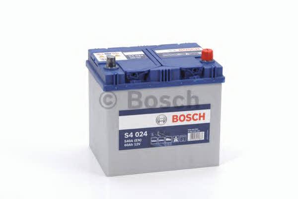 Батарея аккумуляторная Bosch S4 024 12В 60Ач 540A(EN) R+ Bosch 0 092 S40 240 - фото 6
