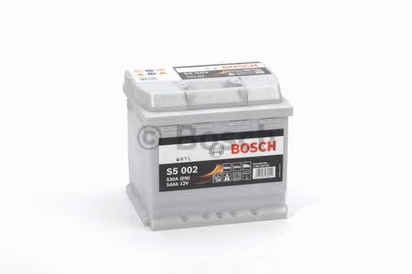 Батарея аккумуляторная Bosch S5 002 12В 54Ач 530A(EN) R+ Bosch 0 092 S50 020 - фото 16