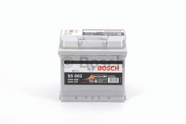Батарея аккумуляторная Bosch S5 002 12В 54Ач 530A(EN) R+ Bosch 0 092 S50 020 - фото 14