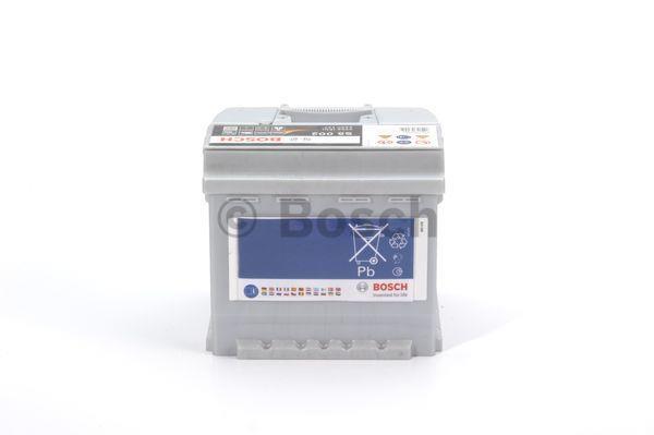 Батарея аккумуляторная Bosch S5 002 12В 54Ач 530A(EN) R+ Bosch 0 092 S50 020 - фото 6