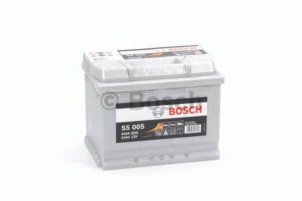 Батарея аккумуляторная Bosch S5 005 12В 63Ач 610A(EN) R+ Bosch 0 092 S50 050 - фото 15