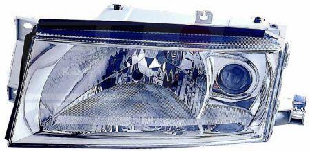 Фара основная левая Depo 665-1106L-LD-EM
