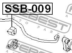 Febest SSB-009