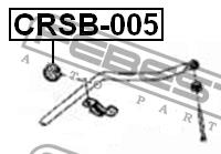Febest CRSB-005