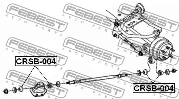 Febest CRSB-004
