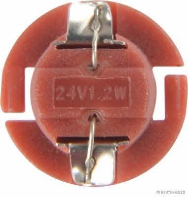Лампа накаливания BAX 24V 1,2W