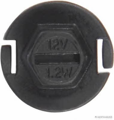 Лампа накаливания BAX 12V 1,2W H+B Elparts 89901235
