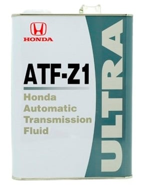 Масло трансмиссионное Honda ULTRA ATF-Z1, 4 л
