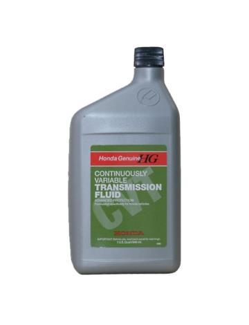 Масло трансмиссионное Honda HMMF Continuously Variable Transmission, 1 л