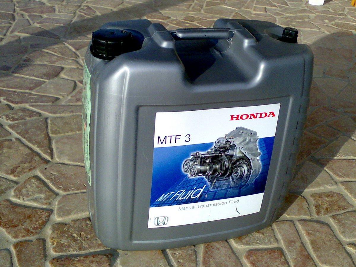 Масло трансмиссионное Honda Mtf-3, 20 л